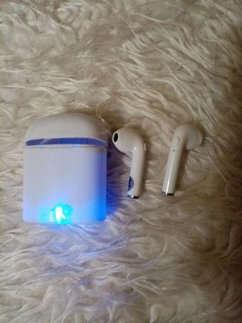 Słuchawki Bluetooth i7 TWS z PowerBankiem