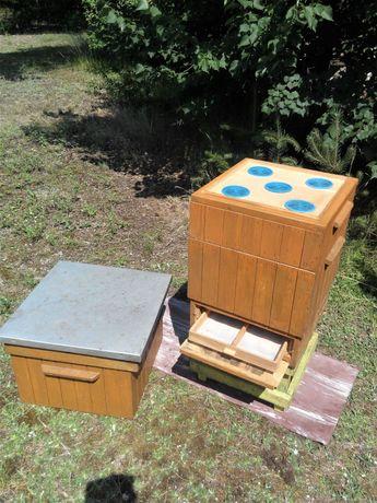 Ul drewniany 10-ramkowy wielkopolski
