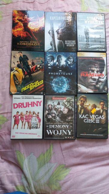 Witam sprzedam filmy na DVD