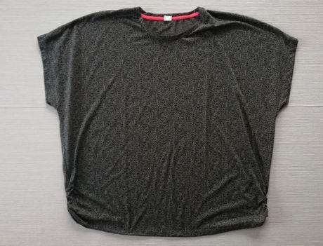 Luźna, sportowa bluzka r.54