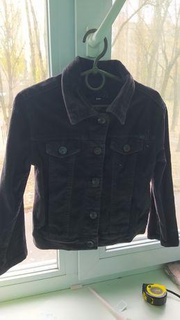 Куртка пиджак вельветовый Gloria Jeans 110см.