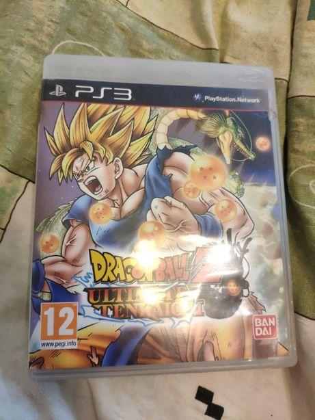 Dragon Ball Ultimate Tenkaichi PS3 PlayStation 3