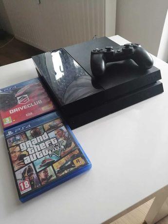 PS4 500gb  mało używany