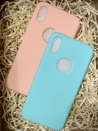 2 чехла за 100 грн (IPhone X/XS)