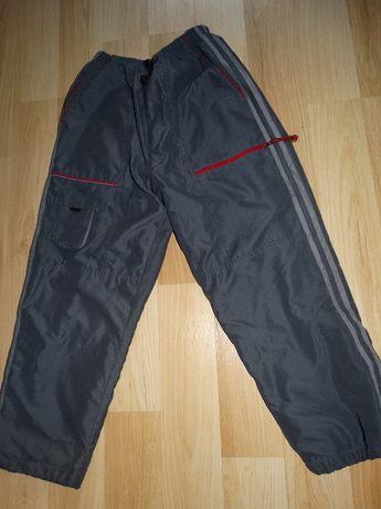 spodnie ocieplane 146cm nr ogł 1241