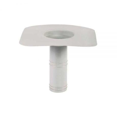 Воронка ПВХ дренажна Ø110 мм з приймальною чашею