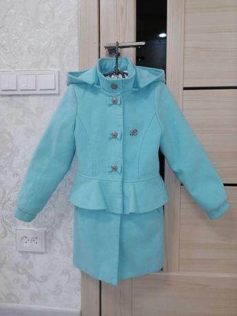 Идеальное кашемировое пальто