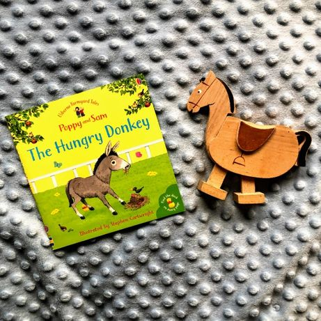 The Hungry Donkey Farmyard Tales Usborne