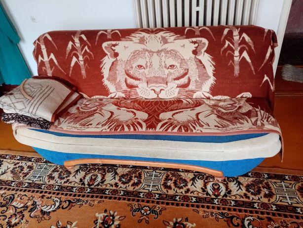 Łóżko, kanapa rozkładana