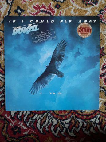 Płyta winylowa Frank Duval if i could Fly away