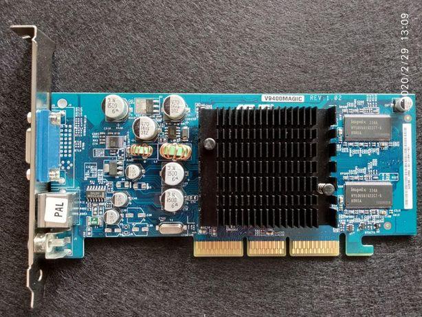 Karta graficzna ASUS V9400 Magic GeForce MX4000, (128MB)