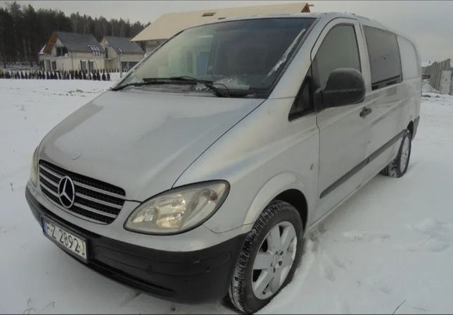 Mercedes Benz Vito died