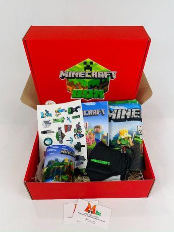 Minecraft Box - Майнкрафт Бокс сумка маска чашка Подарок для ребенка