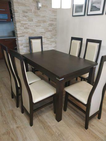 Stół rozkładany 120x80