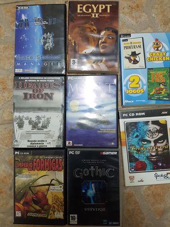 Jogos para PC diversos