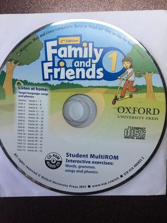 Учим Английский язык, лицензионный диск обучение