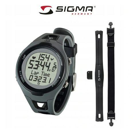 Sigma PC 15.11 zegarek pulsometr opaska czujnik tętna fitness sport