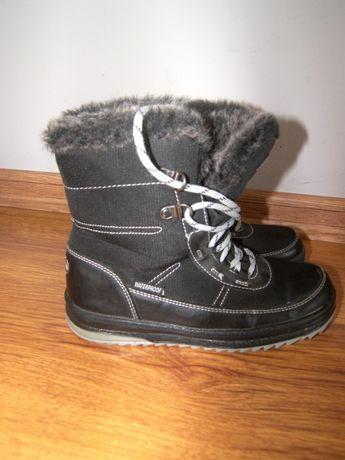 Buty zimowe śniegowce r.34 crivit