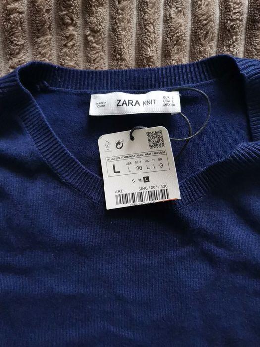 Жилет Zara knit M L кофта безрукавка Ивано-Франковск - изображение 1