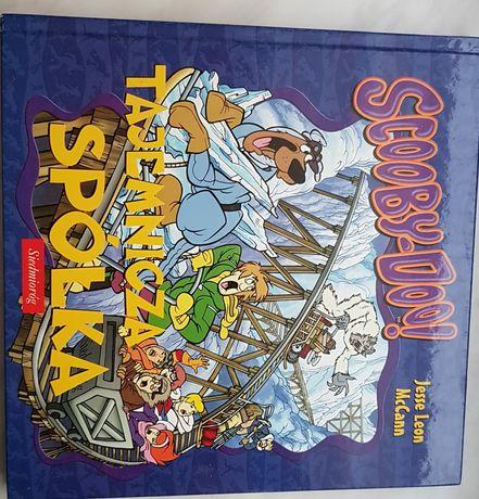 Książka Scooby-Doo Tajemnicza spółka