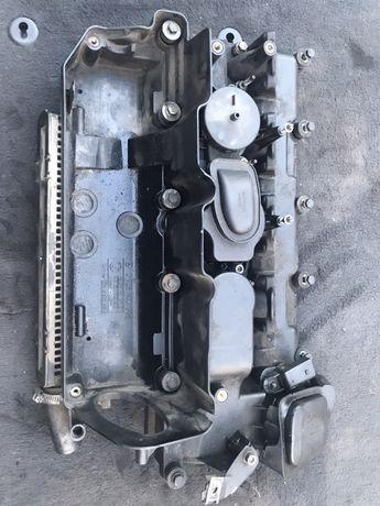 Bmw e46 2.0d 03r Pokrywa zaworów ,wakum pompa, tłoki