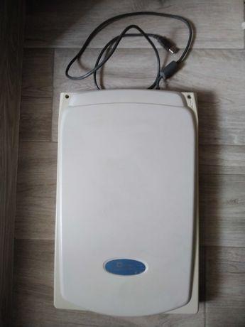 Сканер mustek 1200 ub plus в рабочем состоянии