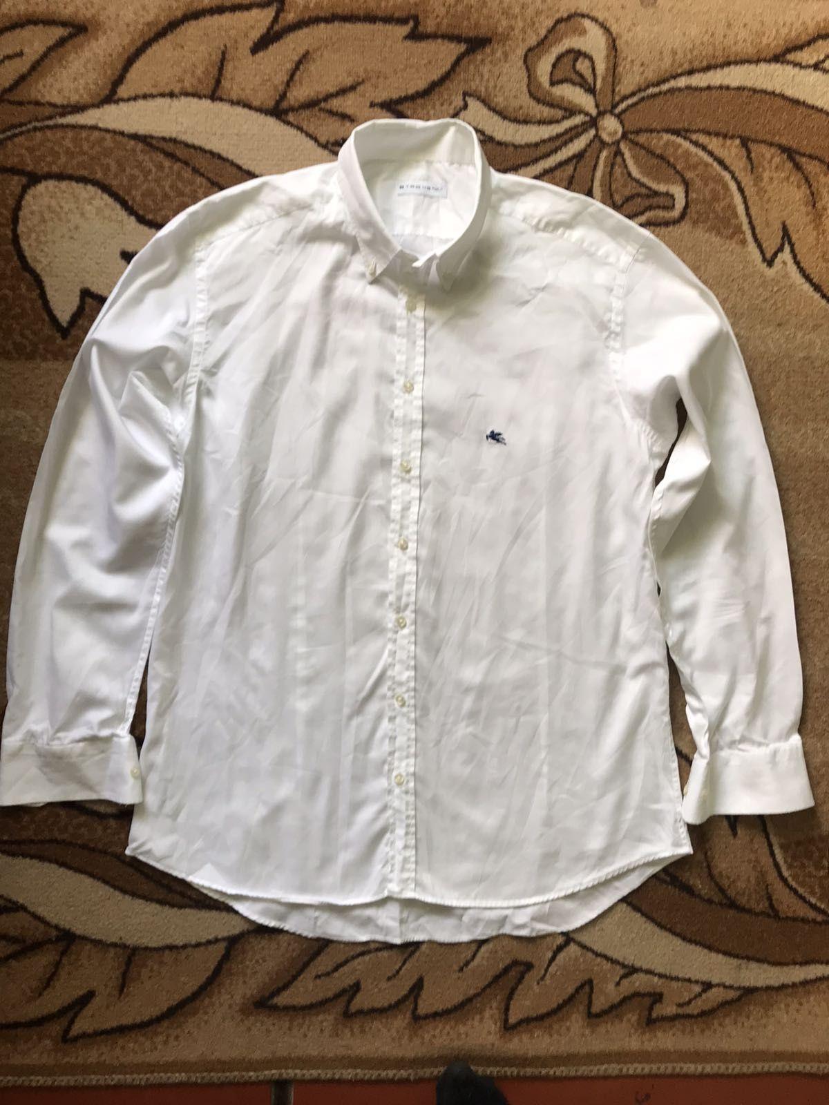 Рубашка Etro(Gucci, Brunello Cucinelli,Bogner)