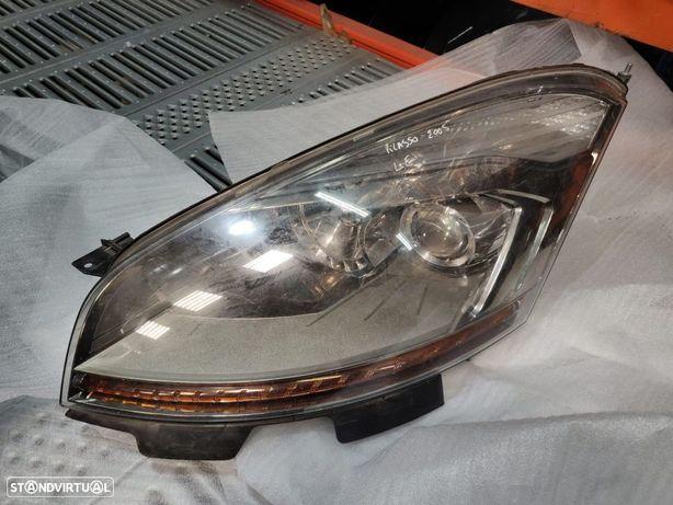 Farol Esquerdo Citroen C4 Picasso xenon 2006 2007 2008 2009 2010 2011 2012 2013 Optica Direita grand