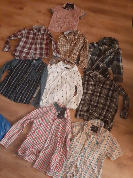 Zestaw koszul eleganckich dla chłopca rozmiar 122 Cubus next River Isl Robercin - image 1