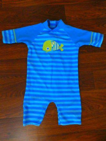 костюм для купания на 18-24 мес miniclub для мальчика 92 рост защита о