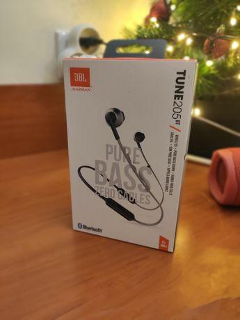 Słuchawki douszne JBL T205 BT
