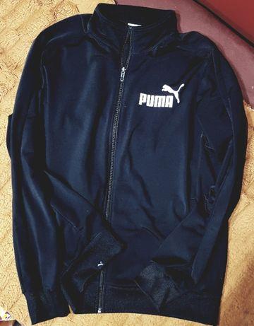 Bluza PUMA Oldschool oryginalna rozpinana XL