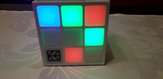 Prestiżowy głośnik Bluetooth Hykker Sound Cube