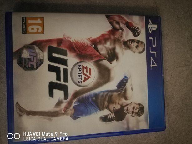 UFC ps4 używana