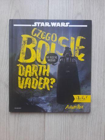 Nowa książka Czego boi się Darth Vader Egmont