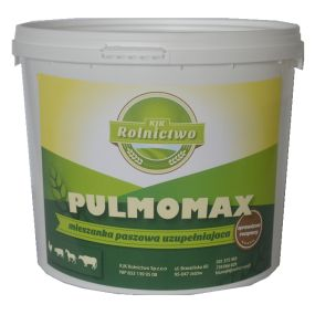 PULMOMAX – dodatek paszowy na kaszel i stany zapalne płuc