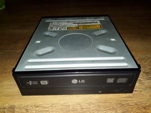 IDE Оптический привод DVD±RW LG GSA-H10N Рабочий