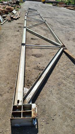 kratownica konstrukcja stalowa hala nowa