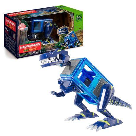 Магнитный конструктор Динозавр Dino Rano set