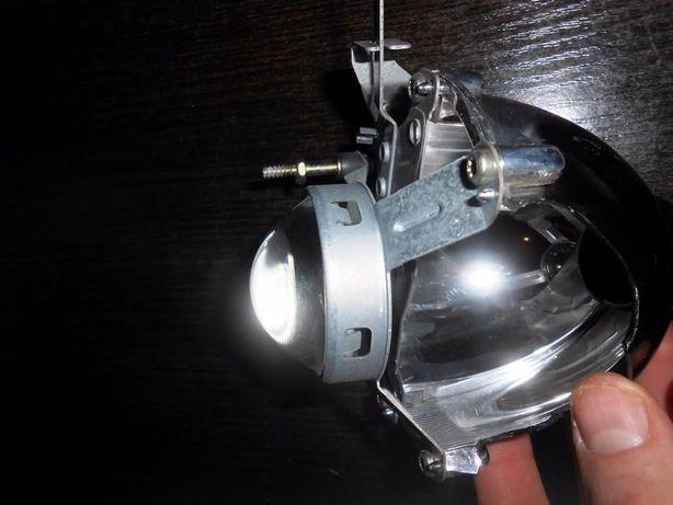 Soczewka lampy xenon Hella astra g