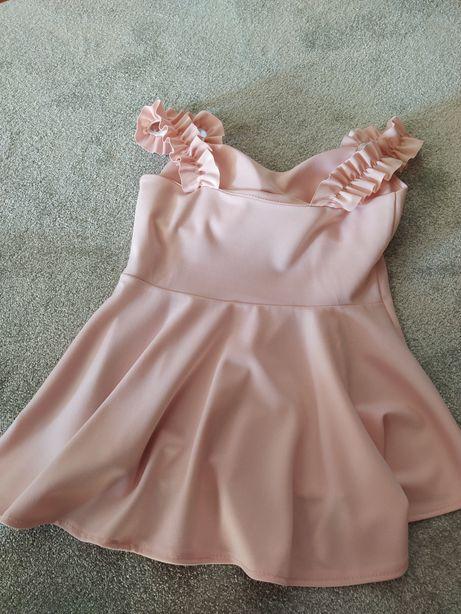 Top cor rosa
