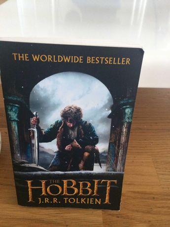 Livro The Hobbit de J.R.R. Tolkien