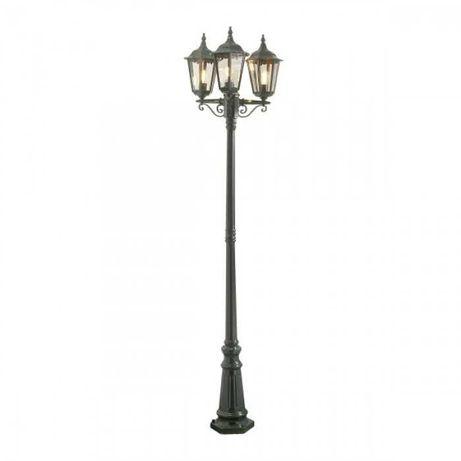 Konstsmide Firenze lampy stojące Zielony, 3-punktowe