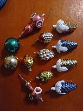 Новогодние оригинальные игрушки для ёлочки