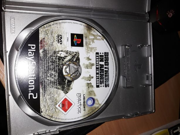 Gra na PlayStation 2 Brothers in arms