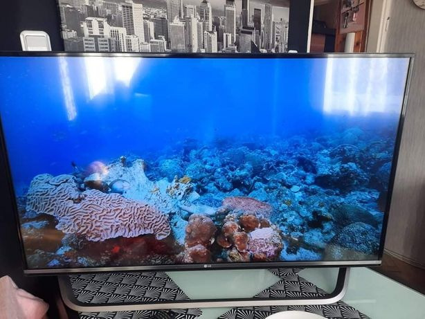 LG 49UF8007  4K Smart tv