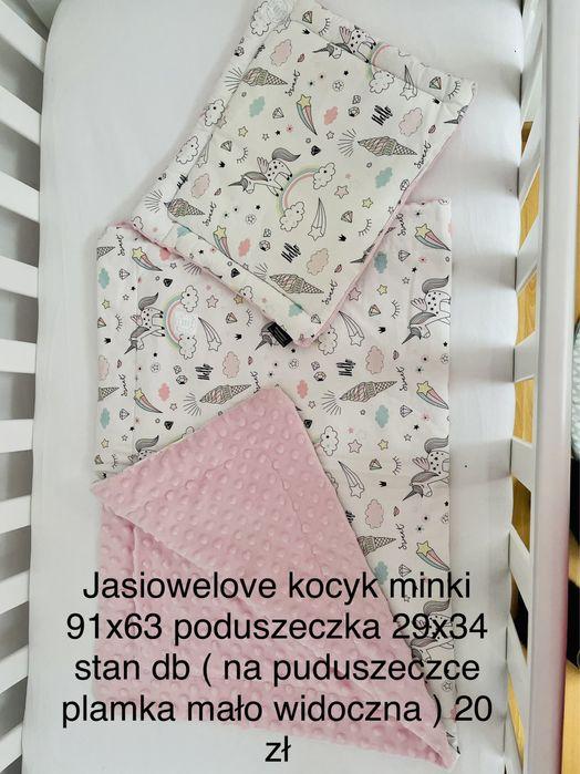 Kocyk minky Słubice - image 1