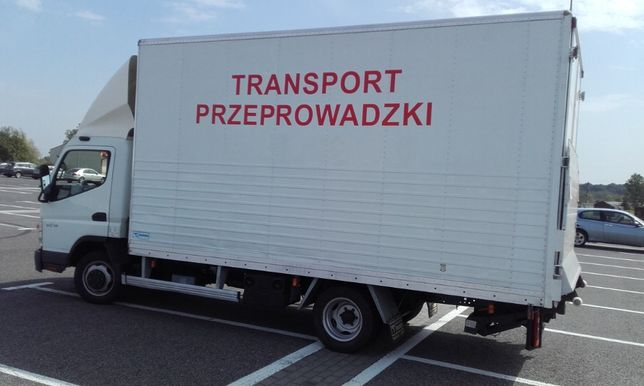 Przeprowadzki, taxi bagażowe, winda, transport pianin i fortepianów
