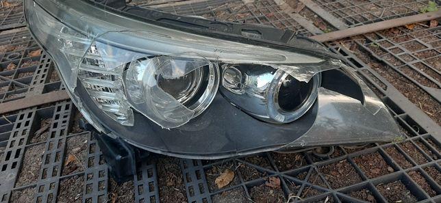 Lampa PRAWA bixenon BMW E60/E61 LIFT
