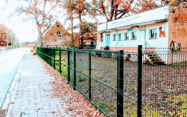 Szczecin 30 km - 1/3 nieruchomosci: grunt 1880 mk, budynek 100 mk
